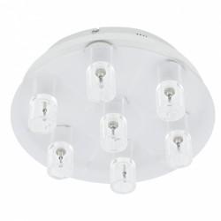 Svítidlo na dálkové ovládání EGLO 91493 OLMEDO bílá