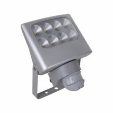 Luxera Negara 70130 8x3W CREE LED, IP54,Senzor, Stříbrná