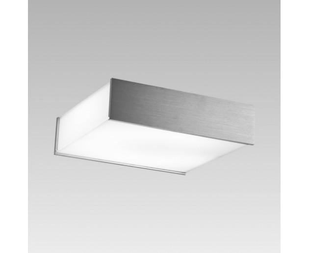 Svítidlo Luxera Cubeo 62001 3xE27/60W, Hliník, Bílá