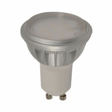 LED BULB GU10/7W,3000K, Teplá bílá