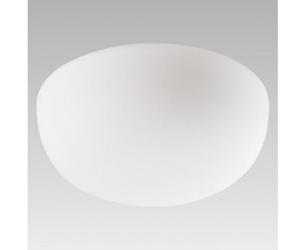 BELINDA 1xE27/60W, Bílý opál