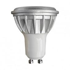 LED BULB GU10/6W,3000K, Teplá bílá - stmívatelná