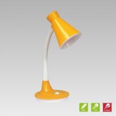 Stolní lampa Prezent Papageno 26017 1xE27/15W, Žlutá