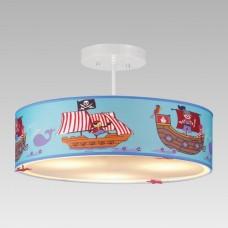 Dětské svítidlo Prezent Borusia 28032 3xE14/40W, Barevná