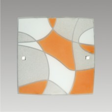 ASPIS 1xE27/60W, Oranžová