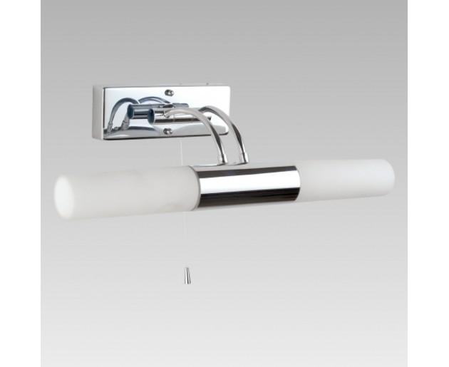 Koupelnové svítidlo Luxera 37401 Areta 2xG9/33W,IP44, Chróm