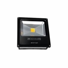 METALED LED/20W,IP65, 3000K, Černá
