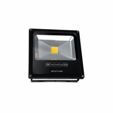 METALED LED/20W,IP65, 6000K, Černá