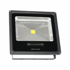 LED reflektor IP65 Emithor Metaled 32105 50W, 3000K, Černá