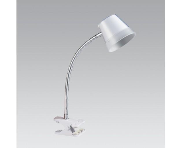 Luxera 26050 Vigo LED/4W, 4000K, Bílá, Šedá