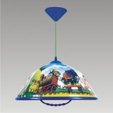 Prezent Baby Circus 51056 1xE27/60 Cirkus, Modrá