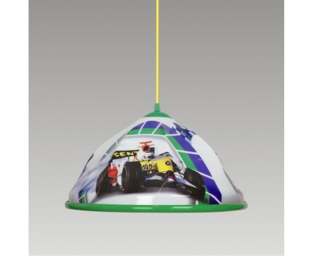 BABY 51057 Lustr Formule, Zelená