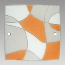 ASPIS 2xE27/60W, Oranžová