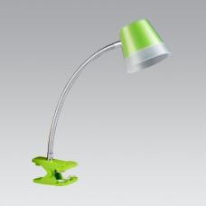 Luxera 26052 Vigo LED/4W, 4000K, Zelená, Šedá