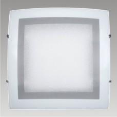 ARCADA CEILING 2xE27/60W, 39x39,Bílá, Bílá