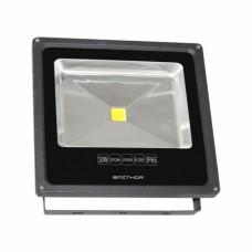METALED LED/50W,IP65, 6000K, Černá