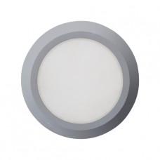 Luxera Radix 48316 LED/3W,4000K,IP65, Šedá, Bílá