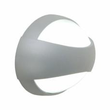 Nastěnné svítidlo 70120 EYES 3x1W LED,IP54,Stříbrná, Bílá
