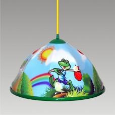 Prezent Baby 51060 Žabák Frog, Zelená