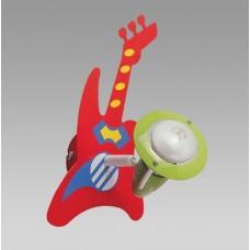 Prezent Guitar 28003 Červená, Zelená