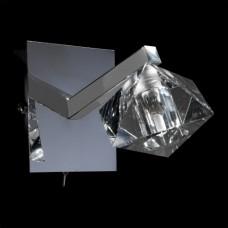 Nástěnné svítidlo Luxera Baiko 1551 1xG9/33W, Chróm