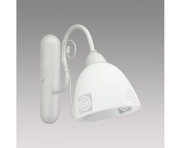 Nástěnné svítidlo 93033 Roto White 1xE27/60W, Bílá