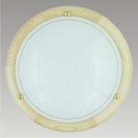 Stropní nástěnné svítidlo Ufo LW 7006 Žlutá, Bílá