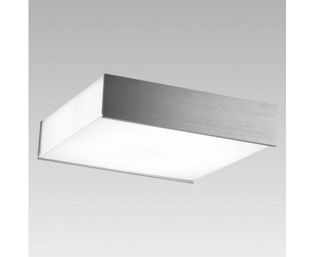Stropní svítidlo CUBEO 62000 Prezent 4xE27/60W, Hliník, Bílá