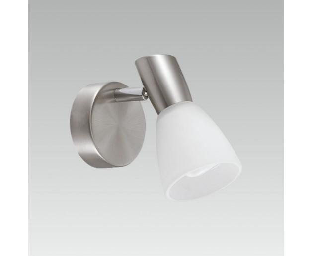 Bodové svítidlo 34034 Prezent TORRO 1xE14/40W, Nikl, Bílá