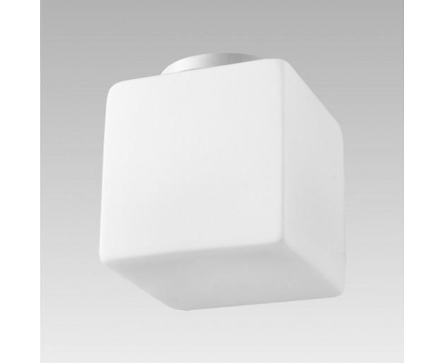 Stropní svítidlo CUBIX NET 68022 Prezent 1xE27/60W, Bílá, Opál