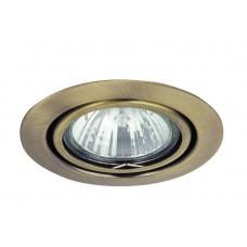 Podhledové svítidlo Spot relight Rabalux 1095 Mosaz