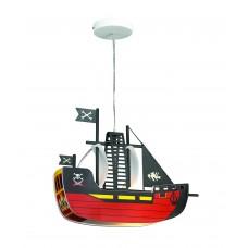 Dětské svítidlo Rabalux Ship RL4719 Barevná