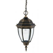Venkovní závěsné svítidlo Toronto 8384 Rabalux Černá, Mosaz
