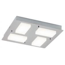 Koupelnové svítidlo Rabalux Ruben RL5725 Chróm, Bílá