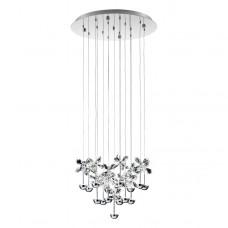 LED závěsné svítidlo Eglo 93662 PIANOPOLI 15xLED/2,5W/230V