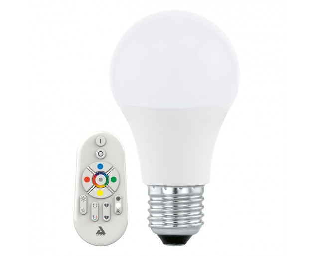 Zdroj EGLO Connect 9W E27 s ovládáním Barevná