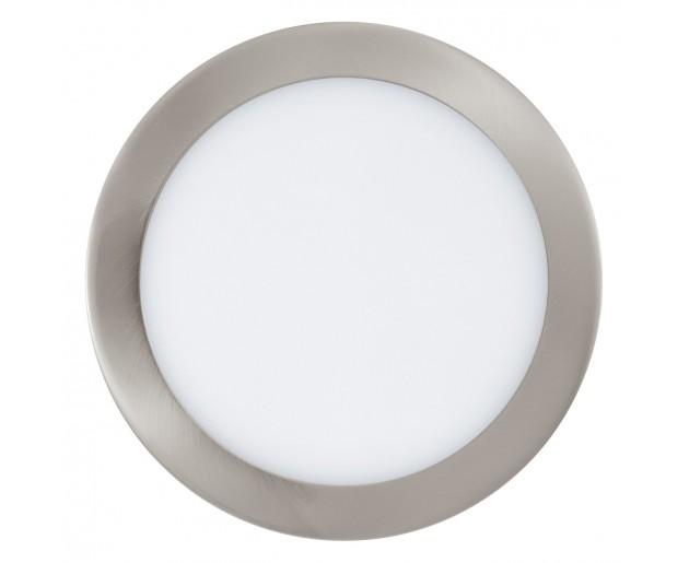 Bodové svítidlo RGB EGLO Fueva-C 96676 Bílá, Nikl
