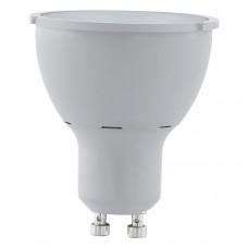 Zdroj-GU10-COB LED 5W 3000K, Bílá