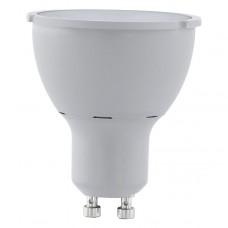 Zdroj-GU10-COB LED 5W 4000K, Bílá