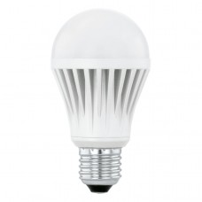 Zdroj-E27-LED A60 13W 4000K stmívatelný, Bílá