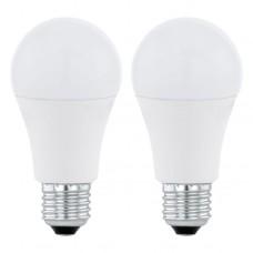 Eglo 11483 Zdroj-E27-LED A60 806lm 3000K