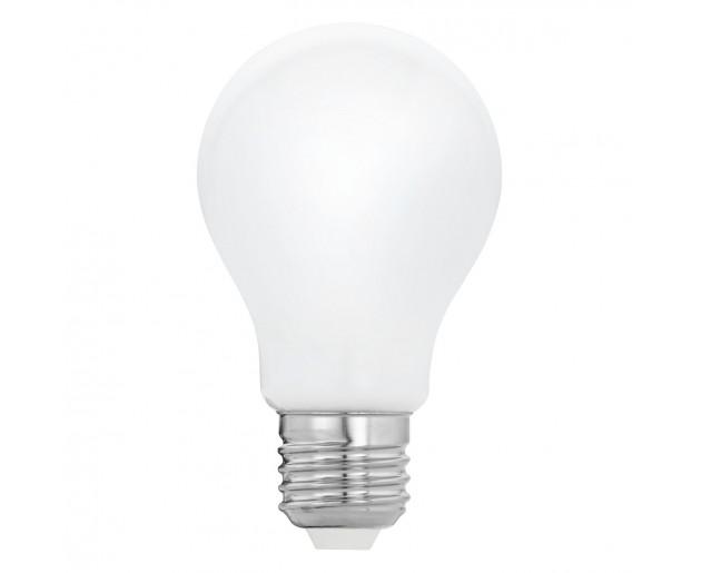 LED žárovka E27 5W 2700K 11595 Eglo opálové sklo, Bílá