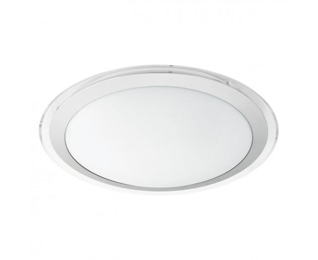 Stropní svítidlo RGB EGLO Competa-C 96818 Nikl, Bílá