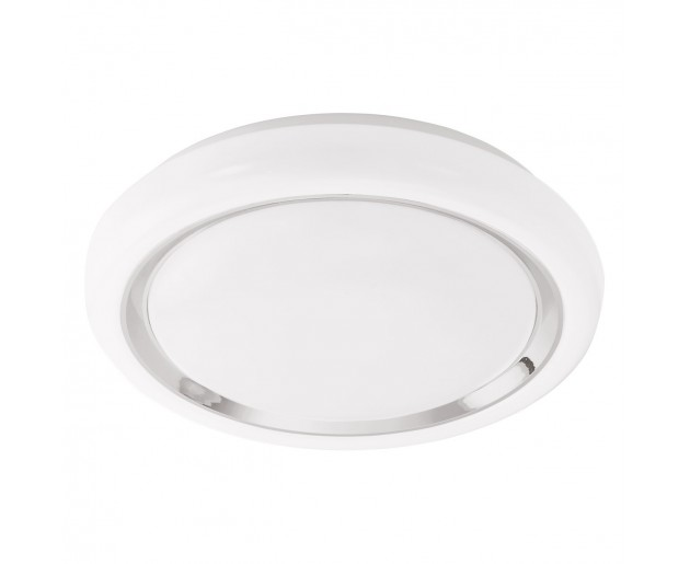 Stropní svítidlo RGB EGLO Capasso-C 96686 Chróm, Bílá