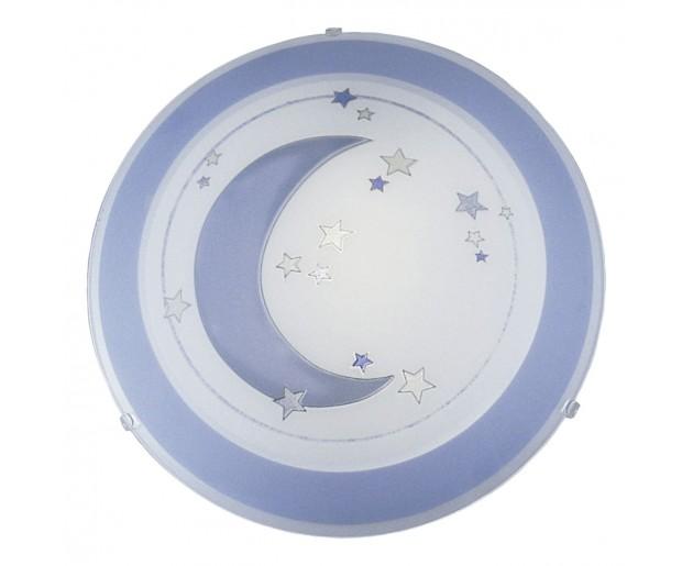 Stropní svítidlo Eglo 83955 SPEEDY Modrá, Bílá