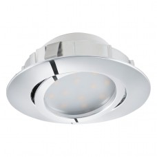 Eglo 95855- LED podhledové svítidlo PINEDA 1xLED/6W/230V