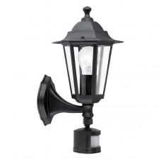 Svítidlo venkovní nástěnné Černá