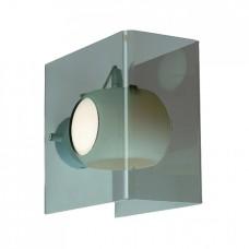 Nástěnné svítidlo Luxera Fedra 18020 1xG9/40W, Průhledná