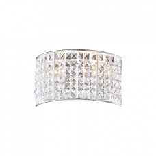 Nástěnné svítidlo Luxera Diadem 33513 1xG9/33W, Chróm