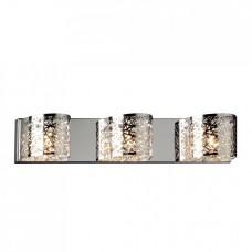 Nástěnné svítidlo Luxera Lasser 46034 3xG9/33W, Chróm